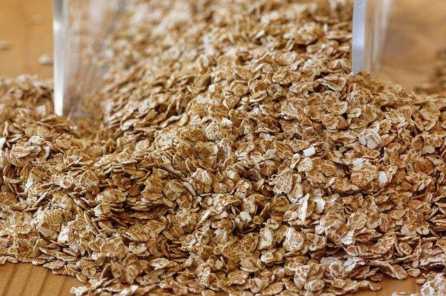 Oatmeal Muesli Cereals Bio Vegan