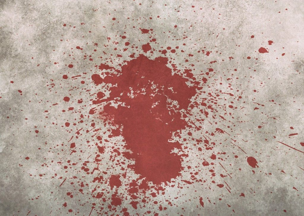 Background Blood Blood Stain  - MIH83 / Pixabay